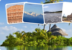 Experience the magic of India Package Tours only with indiatravelbay.com